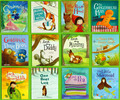 12 books Original English  in all Parragon Classic Warm Picture Books Famous Story Books Children books Parent-child reading