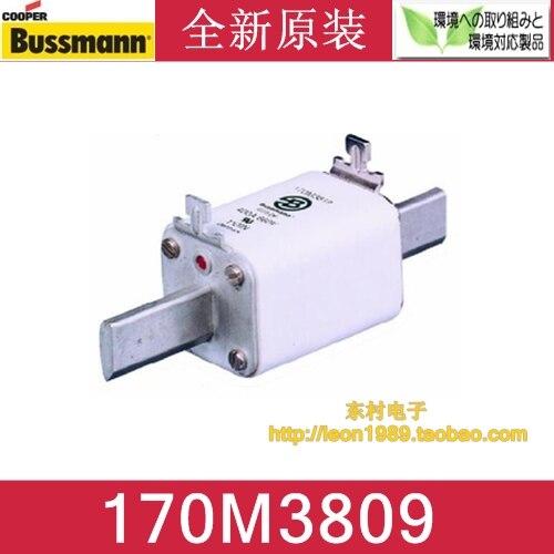 все цены на US BUSSMANN Fuse 170M3809 170M3809D 50A 690V 700V fuse онлайн