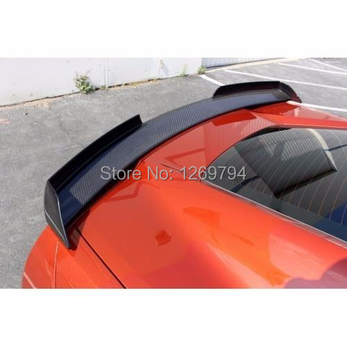 Carbon Rear Spoiler Designed For 14 Up Corvette C7 Z06 Stingray LIMITED Of The APR P