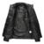 Tangnest mais novo 2017 do homem inverno quente casaco de todos os jogo necessário ajuste ocasional dos homens casaco casaco sólidos tamanho m-xxxl para o sexo masculino mwm910
