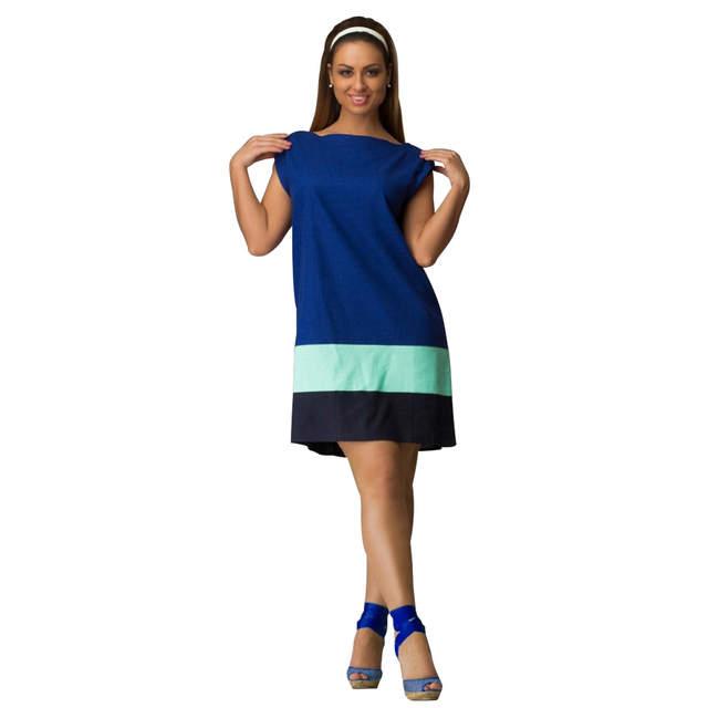 US $9.23 45% OFF Gamiss 2017 Summer 5XL Plus Size Women Dress Big Sizes  Sleeveless Casual Dress Mint Green Dress Women Clothing Vestidos-in Dresses  ...