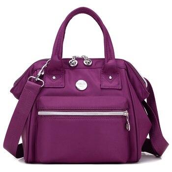 Bolso kiple Nylon Bag Fashion Women Handbag Brand Pink Bag bolsas Sac A Main Femme De Marque Shoulder Crossbody Bags Waterproof