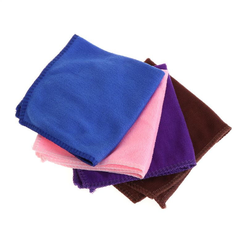 Pet Towel Bathing Microfiber Soft Wipes Quick Absorbent Dog Puppy Cat Kitten Products Bathtub Quick Dry Practical High Quality