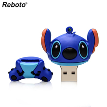 USB Flash Drive 4GB 8GB 16GB 32GB 64GB Pen Drive Lilo&Stitch