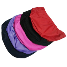 Fabric Long Hair Swimming Cap