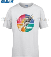GILDAN Customised T Shirts Floyd Welcome To The Machine Men T Shirts Digital Printed 100 Combed