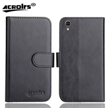 Oukitel C10 Pro Case 6 Colors Dedicated Leather Exclusive Special Crazy Horse Phone Cover Cases Credit Wallet+Tracking