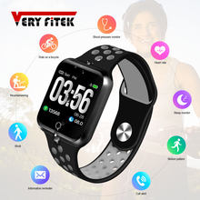VERYFiTEK S226 Smart Watch Blood Pressure Heart Rate Monitor IP67 Fitness Bracelet Watch Women Men Smartwatch for IOS Android(China)
