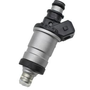 Image 2 - 4 шт./лот Топливная форсунка для honda Accord Odyssey Prelude 06164 P0A 000 06164P0A000