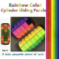 5-7 Lớp Puzzle Cube xoay trượt các mảnh Uốn Lượn Đồ Chơi tay Căng Thẳng Cứu Trợ đồ chơi Cho Tự Kỷ Và ADHD Chống Căng Thẳng 2 Cái/lô