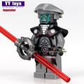 XH399 Imperial Inquisidor RogueOne Quinto Hermano Sola Venta de STAR WARS Star Wars Mini Bloques de Construcción Para Niños Juguetes de Regalo de Muñecas X0132
