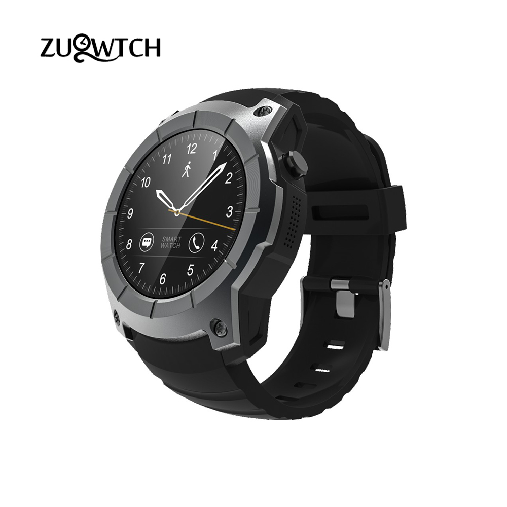 GPS Smart Watch Support SIM TF Card Heart Rate Monitor Bluetooth Smartwatch Fitness Tracker Outdoor Sports Smart Watches Phone the new style mtk6260a gt09 smart watches z60 z50 touch with sim cards sports bluetooth watches mobile phones lsb01097