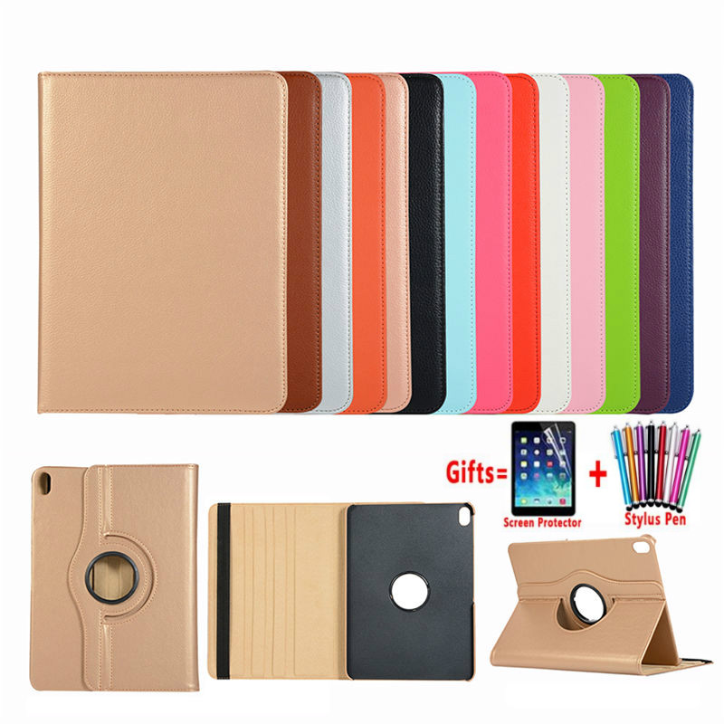 Funda-Case Cover Bluetooth with For Generation Detachable Pen-Slot iPad Keyboard-Stand