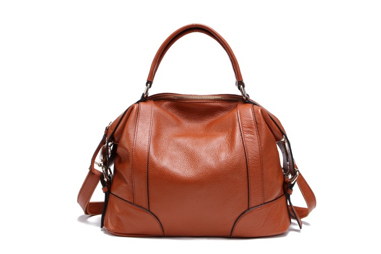 2 Sizes Fashion Tote Bag Classic Women Leather Handbags Cowhide Women Handbag Genuine Leather Women Messenger Bags #VP-PA1006 247 classic leather