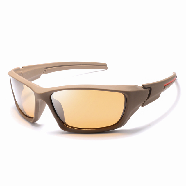 DUBERY Optical Brand 2018 New Polarized Sunglasses Sport Sunglas Men Fashion Male Eyewear Sun Glasses Travel Oculos Gafas De Sol