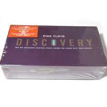 PINK FLOYD DISCOVERY 16 CD+Booklet Box Set CHINA FACTORY NEW SEALED VERSION Free shipping