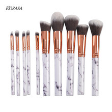 Brush Marbling Contour Cosmetic