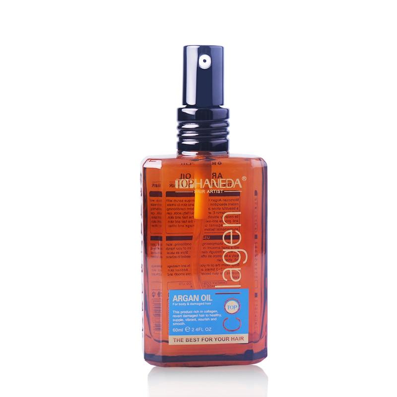 Argan Oil Moroccan Coconut Oil Keratin Straightening Essenti