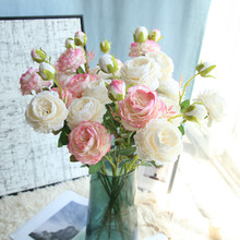 Buy latex real touch flowers and get free shipping on aliexpress 1pcs rose artificial flowers wedding flowers bridal bouquet latex real touch rose wedding bouquet home party mightylinksfo