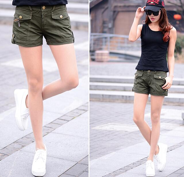 Popular Ladies Cargo Shorts-Buy Cheap Ladies Cargo Shorts lots ...