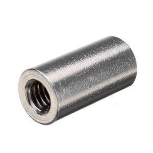 M6 20mm Round Connector 304 St