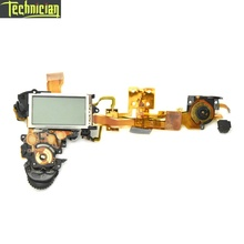 D810 Top Cover Flex Cable With LCD Shoulder Screen Assy Unit For Nikon