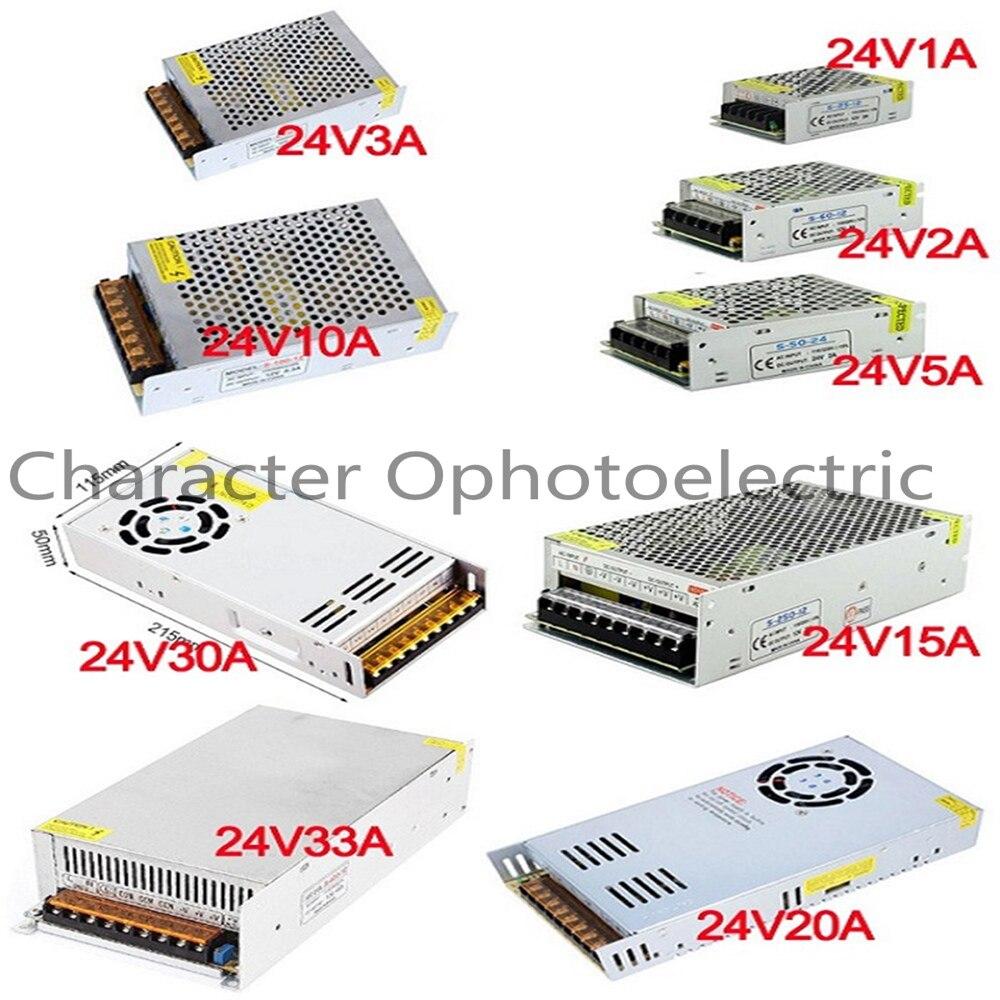 Image 4 - AC 110 V 220 V do DC 5V 12V 24V 1A 2A 3A 5A 10A 15A 20A 30A 50A przełącz zasilanie Adapter taśmy LED światłaadapter ledsupply 12vadapter led strip -