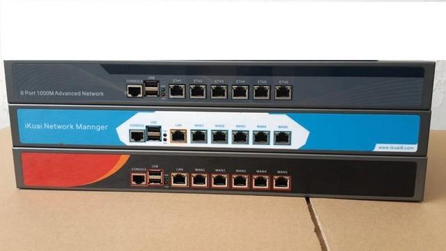 Intel Atom D525 Radius Manager Panabit PFSense OPENWRT Netzone Bytevalue ROS Desktop Cisco asa Firewall Price 2G RAM 8G SSD 1