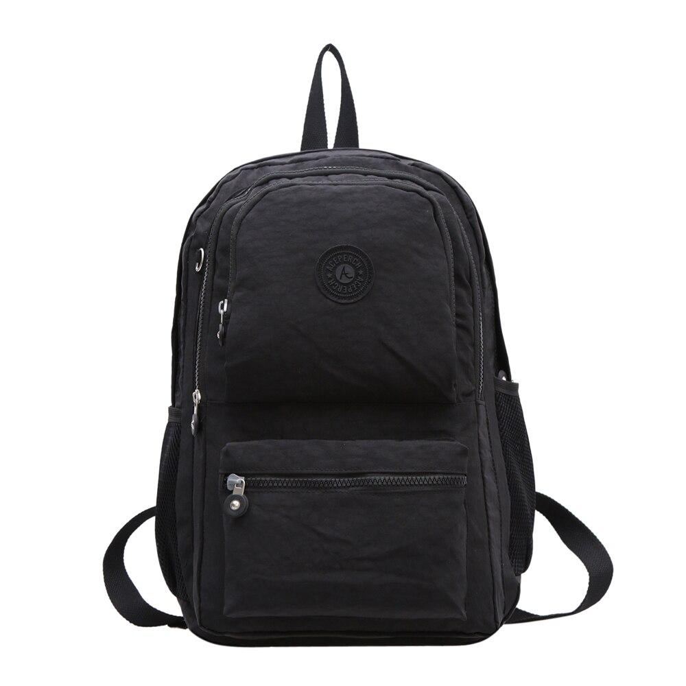 3143da5a83847 ... sırt çantası okul Malzeme: hakiki üst su geçirmez naylon backapack Iç  malzeme: yüksek kaliteli yoğunluklu Polyester Boyut (cm): uzunluk 30,  genişlik 12, ...
