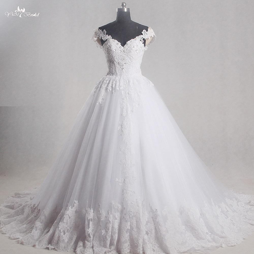 RSW1308 China Bridal Gowns Ballkleid Brautkleider Hochzeitskleid-in ...
