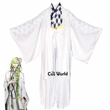 FGO Fate Grand Order Enkidu Haori Kimono Yukata Tops Pants Uniform Outfit Anime Cosplay Costumes - DISCOUNT ITEM  25 OFF Novelty & Special Use