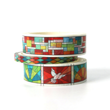 New 3pcs colorful Geometry grid washi tape school supplies stationery office