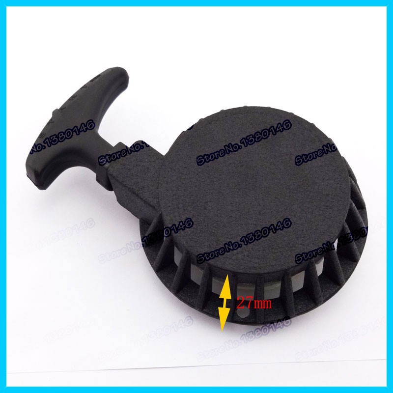 LetCart Easy Pull Starter Pieza de Arranque Easy Pull Start para 49CC Mini Pocket Dirt Bike Minimoto ATV Quad