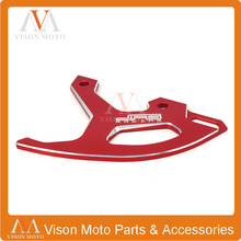 Motorcycle Rear Brake Disc Rotor Cover Guard For HONDA CR125R CR250R  CRF250R CRF450R CRF450RX CRF250X CRF450X CRF 125 250 450 new motorcycle rear brake disc rotor for yamaha wr yz 125 250 f250 426 hrd gs 97 250 d20