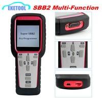2019 SBB2 Key программист портативного сканер мощный Функция чем старый SBB/CK100 Поддержка нескольких автомобилей марки SBB2 Супер авто ключ