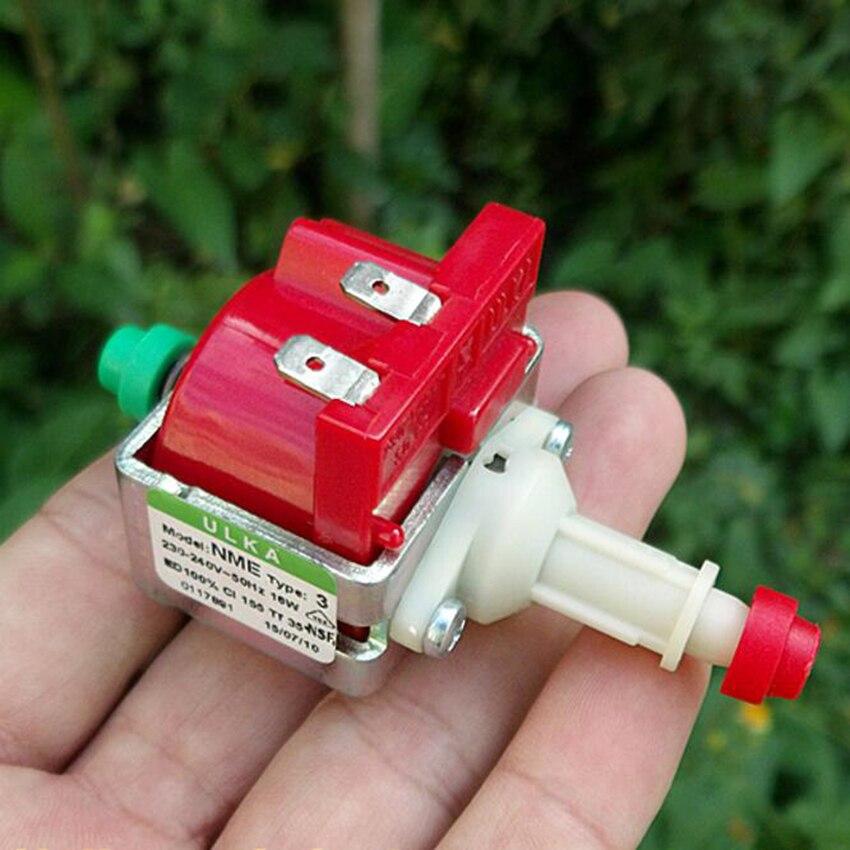 Das Beste Ulka Nme 3 230 V-240 V Kaffee Maschine Pumpe Medizinische Gerät Elektromagnetische Pumpe 90cc/min 16 Watt 6,5 StoßFest Und Antimagnetisch Wasserdicht