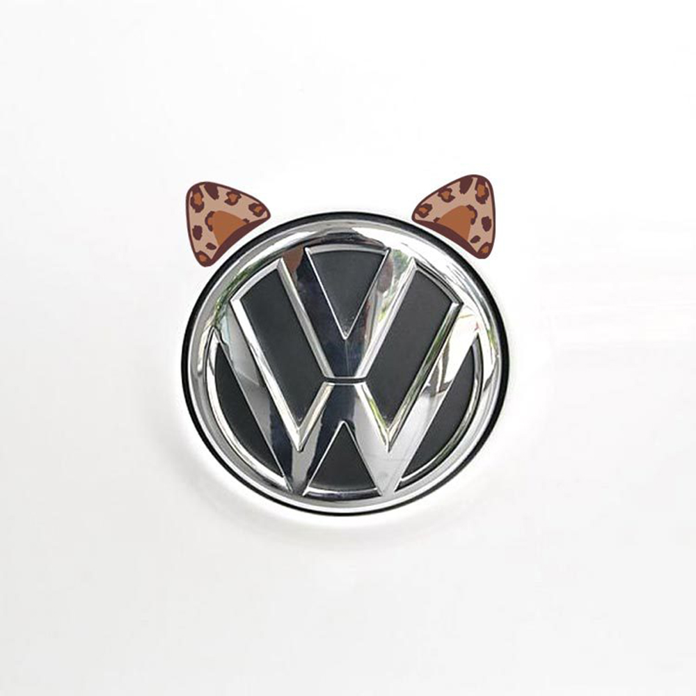 Aliauto lovely car sticker funny cartoon decoration orecchiette aliauto lovely car sticker funny cartoon decoration orecchiette door handle decal for renault kia golf vw skoda hyundai peugeot in car stickers from biocorpaavc Image collections