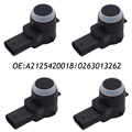 4PCS PDC Parking Sensor For Mercedes Benz W221 W216 C207 C216 2125420018 A2125420018 0263013262