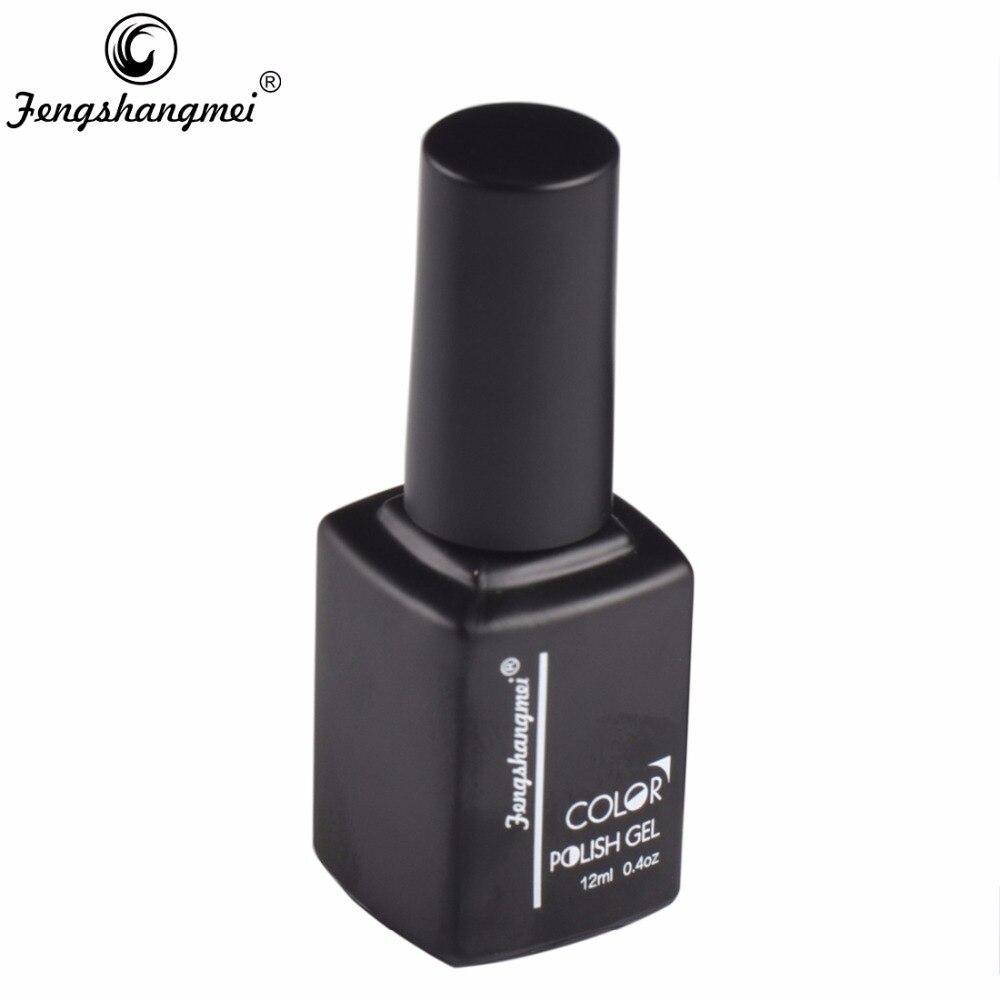 Fengshangmei 12мл Professional Nail Gel Польша хош иісті жабысқақ Nails Gel Гарнасы