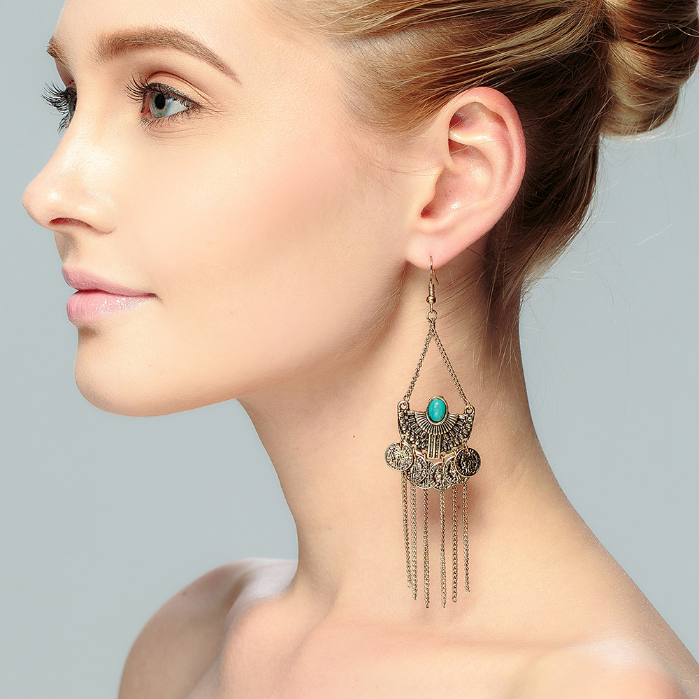 Online Get Cheap Chandelier Tassels Earrings -Aliexpress.com ...