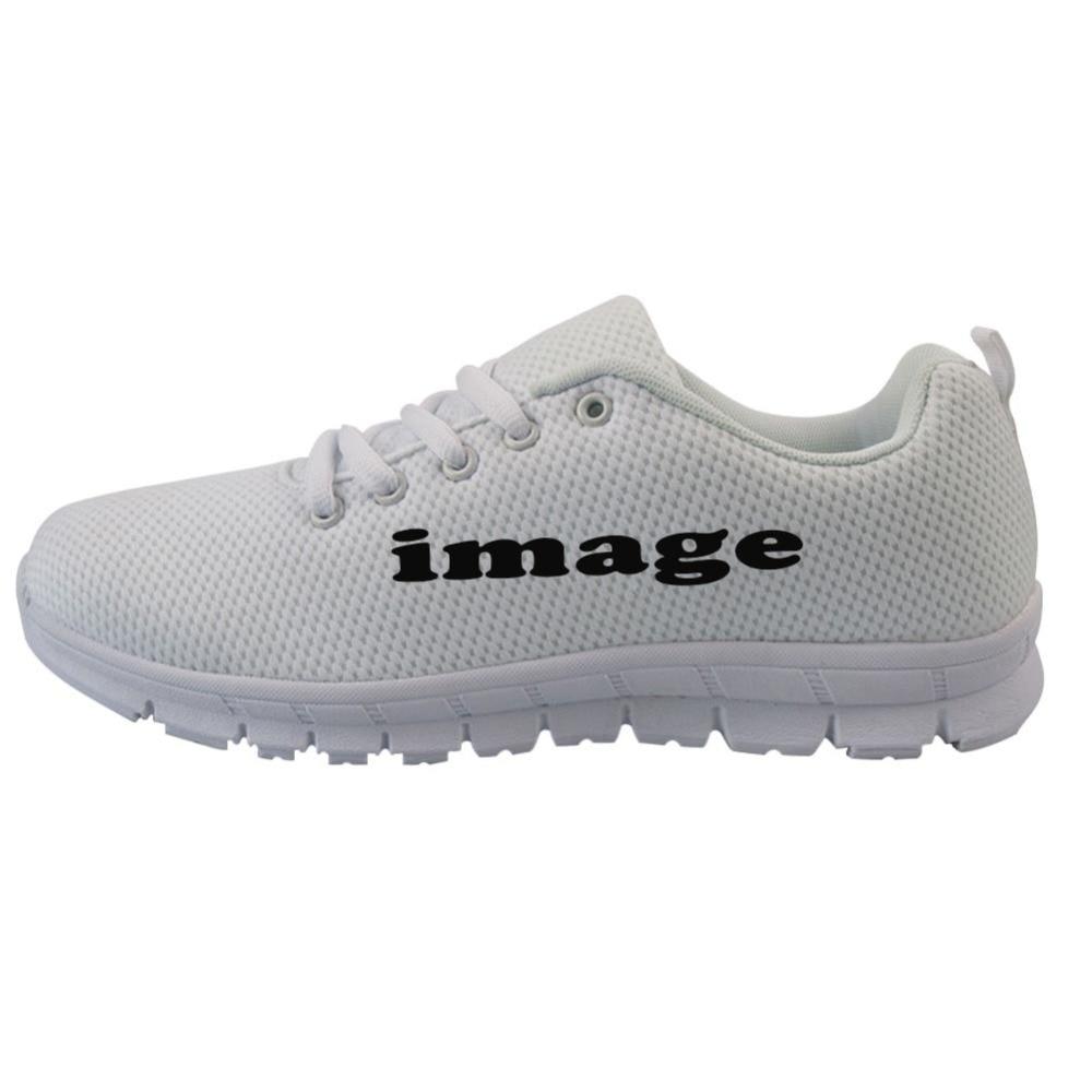 ENMAYER bolso de Primavera de tacón alto zapatos de mujer zapatos de punta cuadrada Tacón cuadrado Plataforma de las mujeres zapatos casuales zapatos de encaje saliendo con sólido superficial zapatos de señora - 3