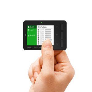 Image 3 - BG 8S inteligentna bateria Checker funkcja szybkiego ładowania Balancer odbiornik Tester sygnału ameter woltomierz IT60i złącze