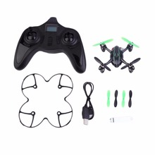 Hubsan X4 H107C 2.4G 4CH RC Quadcopter w/2MP Camera Gyro Drone Black& Green