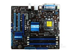 Free shipping  original motherboard P5G41C-M LX DDR2 DDR3 LGA 775 All solid Desktop motherborad