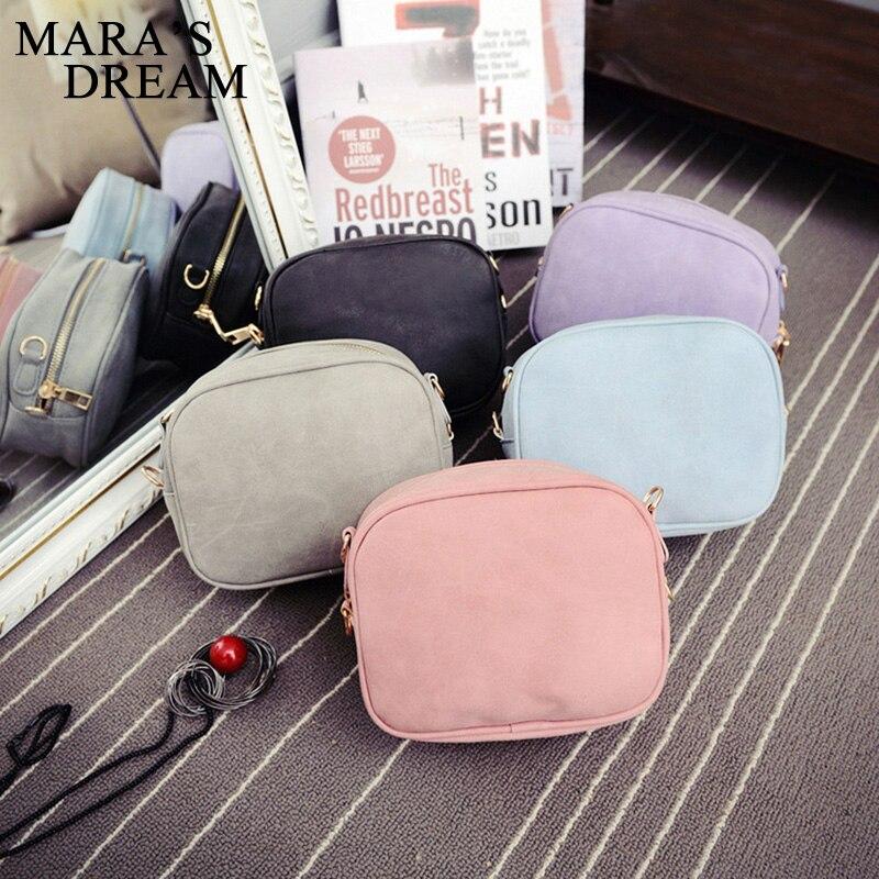 de couro mini flap bolsa Marca : Mara's Dream