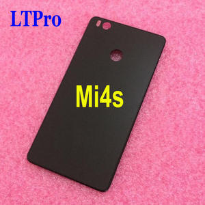 LTPro Back Rear Cover For Xiaomi Mi4S M4S 4S back cover Battery Door  Housing case 664b1be189