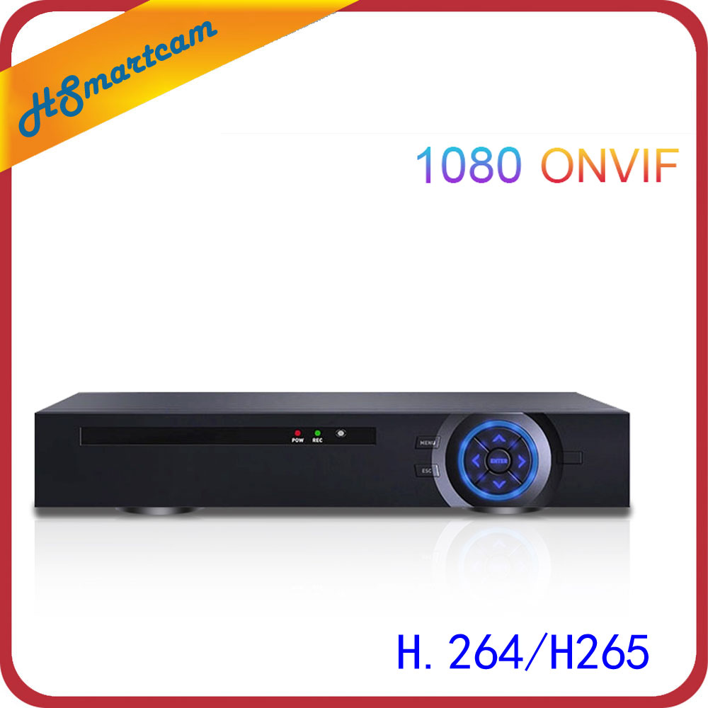 4K H.265/H.264 Network Recorders NVR P2P 1 SATA Storage CCTV Security NVRs support 5MP and 4MP IP cameras P2P Xmeye Cloud gadinan h 265 h 264 8ch 4mp 4ch 5mp 16ch 960p cctv security nvr recoder p2p for ip camera xmeye max 4k output support hdmi onvif