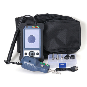 Image 5 - 400X увеличительный зонд для осмотра фото и видеосъемки, датчик и дисплей для осмотра оптоволокна, инспектор оптоволокна с четырьмя наконечниками