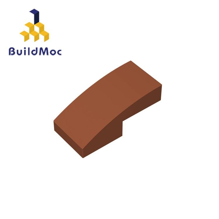 BuildMOC Compatible Assembles Particles 11477 2x1 For Building Blocks Parts DIY LOGO Educational Creative Gift Toys