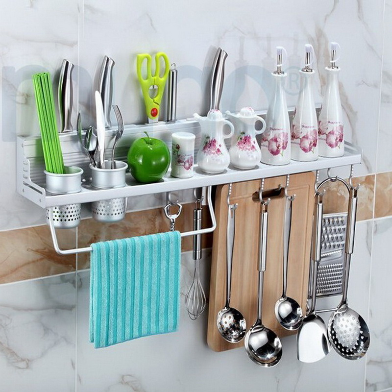 Kitchen Organization Tools: Kitchen Rack Kitchen Cooking Seafood Tools Kitchen Shelf